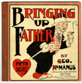 Platinum Age (1897-1937):Miscellaneous, Bringing Up Father #5 (Cupples & Leon, 1921) Condition:VG/FN....