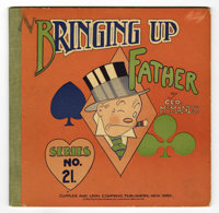 Bringing Up Father #21 (Cupples & Leon, 1932) Condition: FN