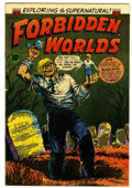 Golden Age (1938-1955):Science Fiction, Forbidden Worlds #16 (ACG, 1953) Condition: VF-....