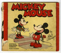 Platinum Age (1897-1937):Miscellaneous, Mickey Mouse #948 (Whitman, 1933) Condition: GD....