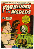 Golden Age (1938-1955):Horror, Forbidden Worlds #26 (ACG, 1954) Condition: VF+....
