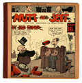 Platinum Age (1897-1937):Miscellaneous, Mutt and Jeff Book 16 (Cupples & Leon, 1931) Condition: FN-....
