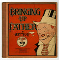 Platinum Age (1897-1937):Miscellaneous, Bringing Up Father #9 (Cupples & Leon, 1925) Condition: VG....