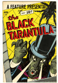 Golden Age (1938-1955):Horror, Feature Presentation #5 (#1) Black Tarantula (Fox, 1950) Condition:VG+....