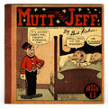 Platinum Age (1897-1937):Miscellaneous, Mutt and Jeff Book 11 (Cupples & Leon, 1926) Condition: FN....