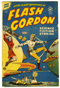 Golden Age (1938-1955):Science Fiction, Flash Gordon #1 (Harvey, 1950) Condition: VG+....