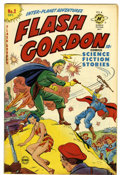 Golden Age (1938-1955):Science Fiction, Flash Gordon #2 (Harvey, 1950) Condition: FN/VF....