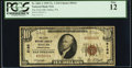National Bank Notes:Pennsylvania, Dallas, PA - $10 1929 Ty. 1 The First NB Ch. # 8164. ...
