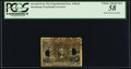 Fractional Currency:Second Issue, Milton 2E25F.2 25¢ Second Issue Experimental PCGS Choice About New 58.. ...