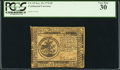 Colonial Notes:Continental Congress Issues, Continental Currency November 29, 1775 $5 PCGS Very Fine 30.. ...