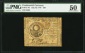 Colonial Notes:Continental Congress Issues, Continental Currency July 22, 1776 $30 PMG About Uncirculated 50.....
