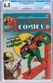 All-American Comics #16 (DC, 1940) CGC FN+ 6.5 Off-white pages