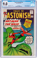 Silver Age (1956-1969):Superhero, Tales to Astonish #44 (Marvel, 1963) CGC VF/NM 9.0 Off-white towhite pages....