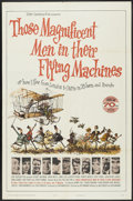 "Movie Posters:Adventure, Those Magnificent Men in Their Flying Machines (20th Century Fox,1965). One Sheet (27"" X 41""). Adventure...."