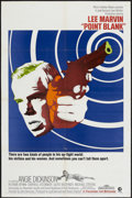 "Movie Posters:Crime, Point Blank (MGM, 1967). One Sheet (27"" X 41""). Crime...."
