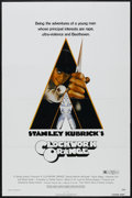 "Movie Posters:Science Fiction, A Clockwork Orange (Warner Brothers, 1971). One Sheet (27"" X 41"").Science Fiction...."