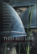"Movie Posters:War, The Thin Red Line (20th Century Fox, 1998). One Sheet (27"" X 40"")DS. War...."