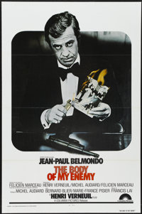 """The Body of My Enemy (Columbia, 1977). One Sheet (27"""" X 41""""). Crime"""