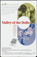 "Movie Posters:Cult Classic, Valley of the Dolls (20th Century Fox, 1967). One Sheet (27"" X41""). Cult Classic...."