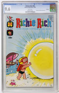Silver Age (1956-1969):Humor, Richie Rich #88 File Copy (Harvey, 1969) CGC NM+ 9.6 White Pages....