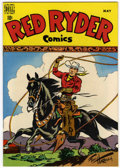 Golden Age (1938-1955):Western, Red Ryder Comics #70 Mile High pedigree (Dell, 1949) Condition: VF+....