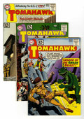 Silver Age (1956-1969):Adventure, Tomahawk Group (DC, 1962-64) Condition: Average VF.... (Total: 10 Comic Books)