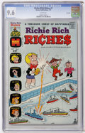 Bronze Age (1970-1979):Cartoon Character, Richie Rich Riches #7 File Copy (Harvey, 1973) CGC NM+ 9.6 Whitepages....