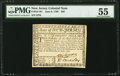 Colonial Notes:New Jersey, New Jersey June 9, 1780 $20 PMG About Uncirculated 55.. ...