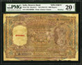 World Currency, India Reserve Bank of India 1000 Rupees ND (1954-57) Pick 46s Jhunjhunwalla 6.9.1 Specimen. . ...