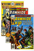 Bronze Age (1970-1979):Western, Rawhide Kid/Weird Western Tales Group (Marvel, 1976-78) Condition: Average NM.... (Total: 5 Comic Books)