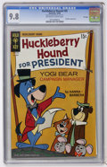Silver Age (1956-1969):Cartoon Character, Huckleberry Hound #35 File Copy (Gold Key, 1968) CGC NM/MT 9.8 Off-white to white pages....