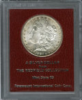 Additional Certified Coins: , 1887-S $1 Morgan Dollar MS65 Paramount International (MS63). Ex:Redfield. Crisply struck and thoroughly lustrous with onl...