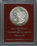 Additional Certified Coins: , 1888-S $1 Morgan Dollar MS65 Paramount International (MS62Prooflike). Ex: Redfield. A prominently mirrored Silver Dollar...