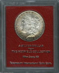 "Additional Certified Coins: , 1891-CC $1 Morgan Dollar MS65 Paramount International (MS62). Ex:Redfield. VAM-3. A Top 100 Variety. A ""Spitting Eagle"" R..."