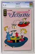 Bronze Age (1970-1979):Cartoon Character, The Jetsons #33 File Copy (Gold Key, 1970) CGC NM 9.4 Off-white towhite pages....
