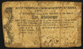 Colonial Notes:New York, New York City and County of Albany June 22, 1775 10 ShillingsGood.. ...