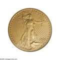 Proof Saint-Gaudens Double Eagles: , 1913 $20 PR67 NGC. Proofs of this year are very rare. The mintagewas a mere 58 pieces, which means these coins were rare e...
