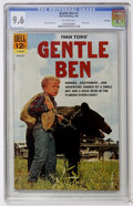 Silver Age (1956-1969):Adventure, Gentle Ben #1 File Copy (Dell, 1968) CGC NM+ 9.6 Off-white pages....