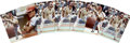 Autographs:Photos, Pete Rose Signed Photographs Lot of 7, with Signed Magazine. PeteRose took on the game of baseball with such vigor, often ...