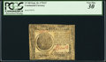 Colonial Notes:Continental Congress Issues, Continental Currency September 26, 1778 $7 PCGS Very Fine 30.. ...