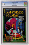 Silver Age (1956-1969):Science Fiction, Fantastic Voyage #1 File Copy (Gold Key, 1965) CGC NM 9.4 Off-white pages....