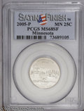 Statehood Quarters: , 2005-P 25C MN MS68 PCGS. PCGS Population: (134/19). NGC Census:(0/0). ...