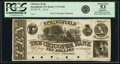 Obsoletes By State:Massachusetts, Springfield, MA- Chicopee Bank $10 G60 Proof. ...