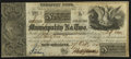 Obsoletes By State:Louisiana, New Orleans, LA- Municipality No. Two Treasury Note $32.50 Oct. 27, 1843 . ...