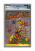 Golden Age (1938-1955):Funny Animal, Animal Fair #3 Crowley Copy pedigree (Fawcett, 1946) CGC VF/NM 9.0Cream to off-white pages. Highest grade yet assigned by C...