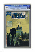 Bronze Age (1970-1979):Horror, House of Secrets #97 (DC, 1972) CGC NM 9.4 Off-white to whitepages. One-page gag strip by Sergio Aragones. Jack Sparling co...