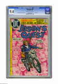 Bronze Age (1970-1979):Miscellaneous, Showcase #88 Jason's Quest (DC, 1970) CGC NM 9.4 Off-white to whitepages. Story, cover, and art by Mike Sekowsky. Overstree...