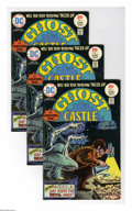 Bronze Age (1970-1979):Horror, Tales of Ghost Castle #1 Group (DC, 1975) Condition: Average VF.This group consists of eight copies of Tales of Ghost Cas... (8Comic Books)