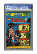 Bronze Age (1970-1979):Miscellaneous, Tarzan #230 (DC, 1974) CGC NM+ 9.6 White pages. A 100-Page SuperSpectacular. Joe Kubert cover. Kubert, Russ Manning, Mike K...