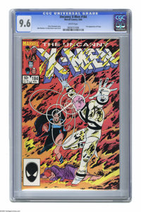 X-Men #184 (Marvel, 1984) CGC NM+ 9.6 White pages. First appearance of Forge. John Romita Jr. and Dan Green cover and ar...